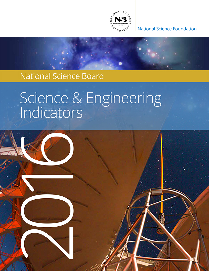 Science and Engineering Indicators 2016