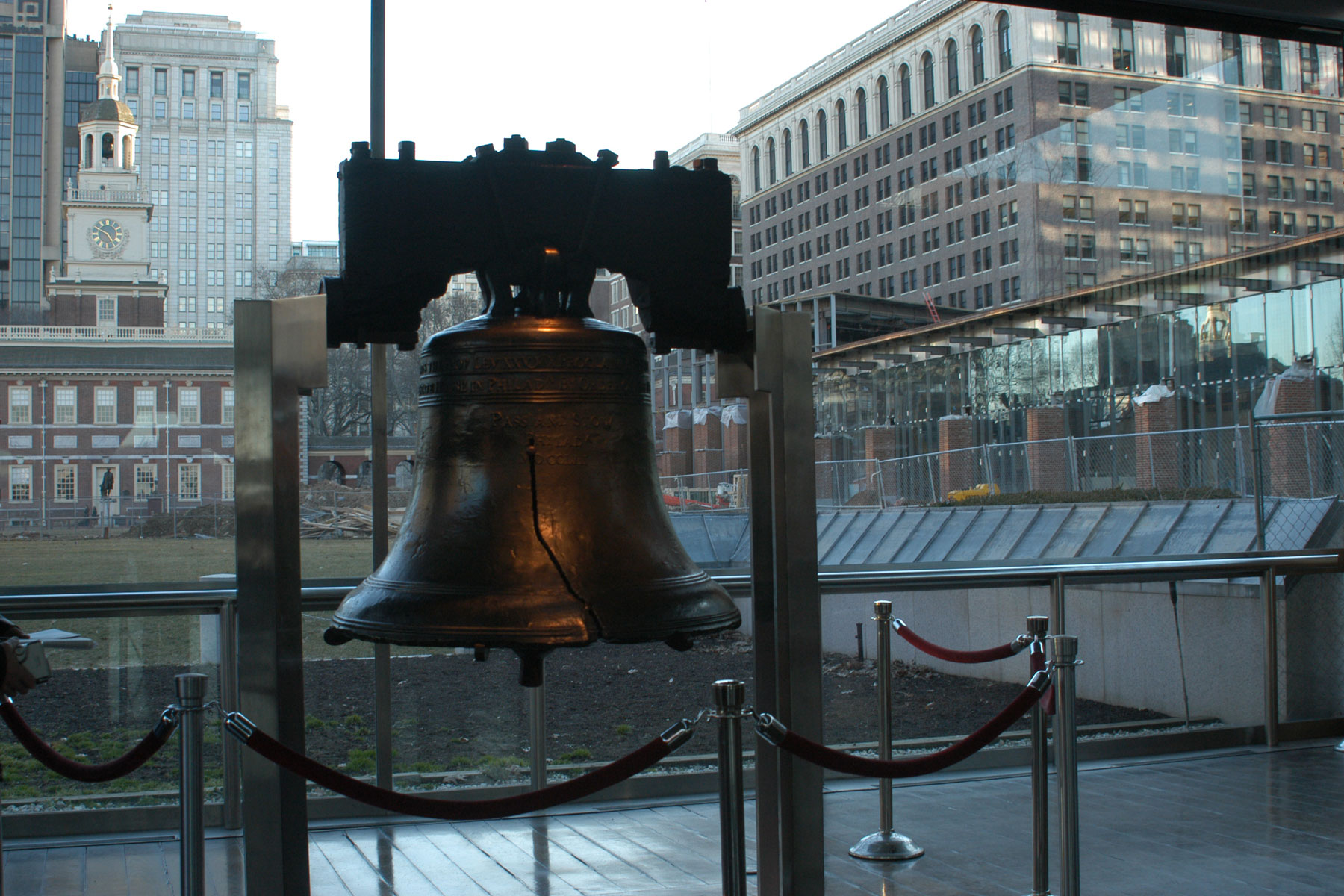 Nsf Olpa Nsf Pr 03 37 Liberty Bell Passes Stress Test
