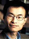 Photo of Peidong Yang, 2007 Alan T. Waterman Award Winner