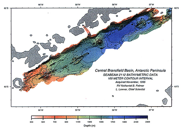 Ocean Floor Mapping