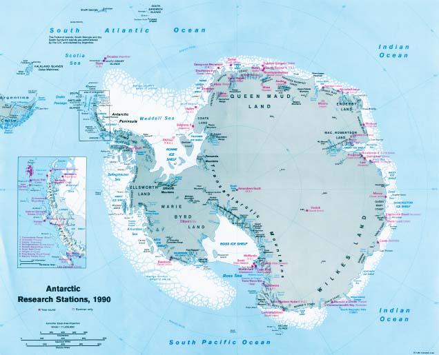 4 0 Antarctica Past And Present